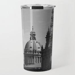 [barcelona] - ... palau reial Travel Mug