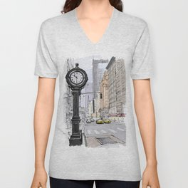 I have visited the city many years ago, I love New York Unisex V-Neck