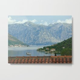Room with a view. Metal Print