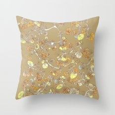 forest001 Throw Pillow