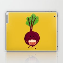 Beet's drum beat Laptop & iPad Skin
