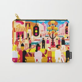 Palm Canyon Boulevard Carry-All Pouch