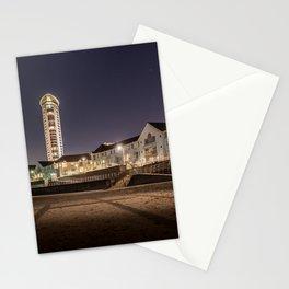 Swansea Marina apartments Stationery Cards