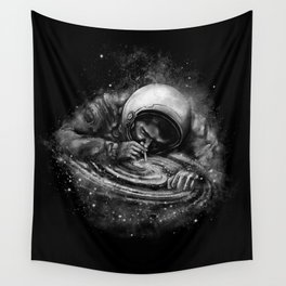 Space Junkie Wall Tapestry