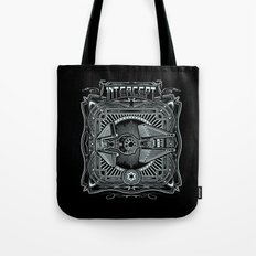 Intercept Tote Bag