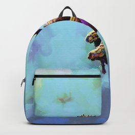 Colorful Moose Backpack
