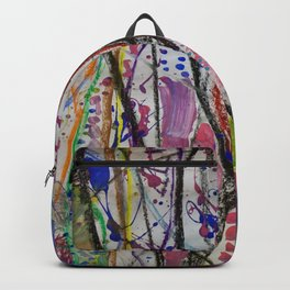 Womans Collaborative Backpack
