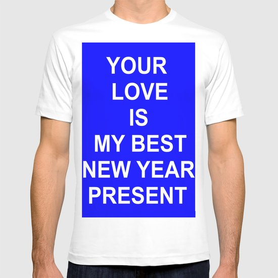 New Year Love T-shirt