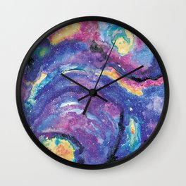 star party Wall Clock