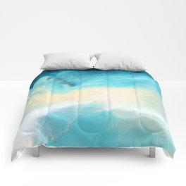 Swakopmund - Resin art Comforters