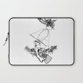 intergalactic flight Laptop Sleeve
