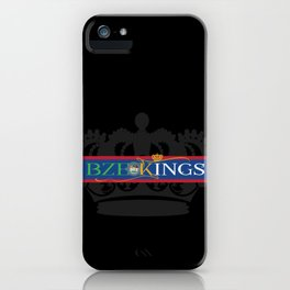 Belize Kings iPhone Case