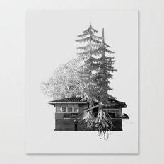 Esplanade 1/2 Canvas Print