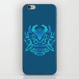 Dragon Diablo iPhone Skin