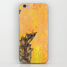 Autumn Air iPhone & iPod Skin