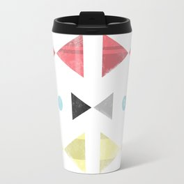 Shapes Travel Mug