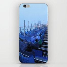 Dawn over Venice iPhone Skin