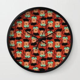 Grandfather Mug Wall Clock