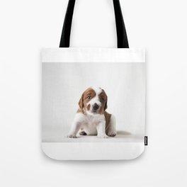 Wallovas Björk Puppy Tote Bag