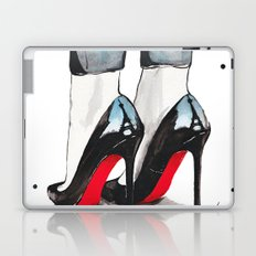 Cloudy In Paris Laptop & iPad Skin