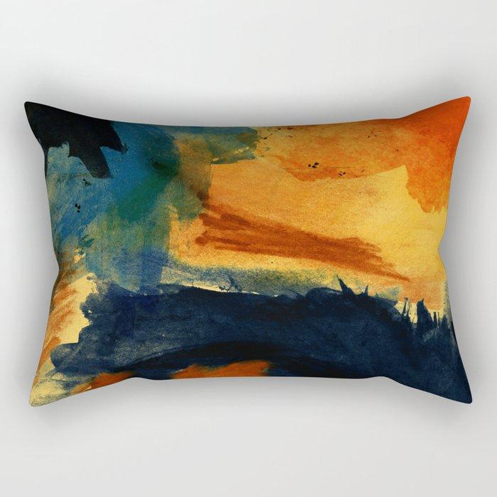 Best summer ever Rectangular Pillow