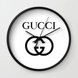 Gucci Wall Clock