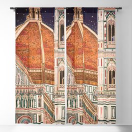 Firenze, Italy Blackout Curtain