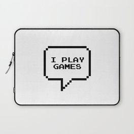 Play games Laptop Sleeve