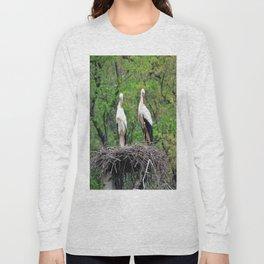 Storks Long Sleeve T-shirt