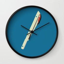 Paper Mâchéte Wall Clock