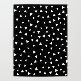 Triangles Movement Poster