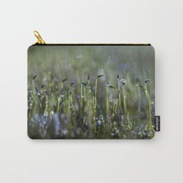 dewy moss sprouts Carry-All Pouch