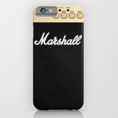 We are Marshall iPhone 6 Slim Case