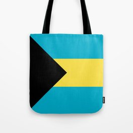Flag: The Bahamas Tote Bag