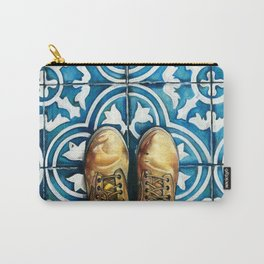 Art Beneath Our Feet - Mexico City Carry-All Pouch