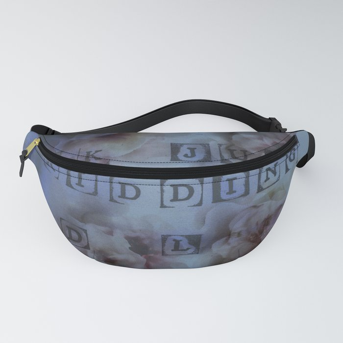 pale.0 word Fanny Pack