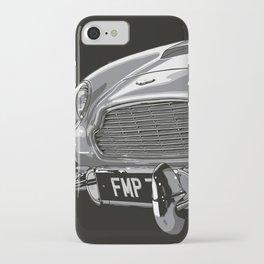THE Bond Car. iPhone Case