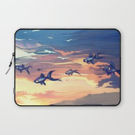 Sky Fishes Laptop Sleeve