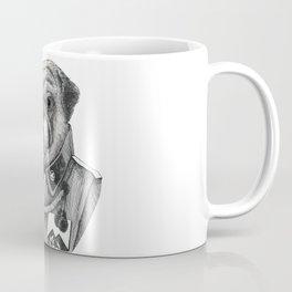 Mr. Pug Coffee Mug