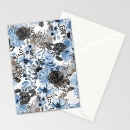 Floral Pattern#4 Stationery Cards