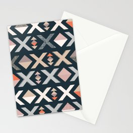 Ex marks the spot Stationery Cards