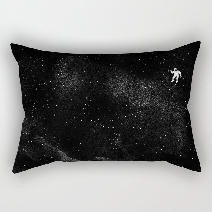 Gravity Rectangular Pillow