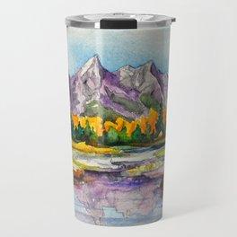 Grand Teton National Park Travel Mug