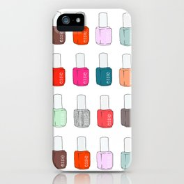 Nailed It iPhone Case