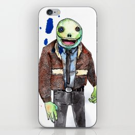 I will eat all of the ants for you iPhone Skin
