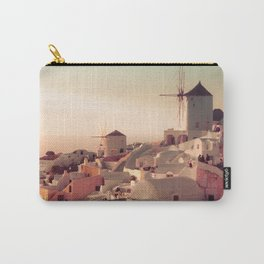 Oia Sunset Carry-All Pouch