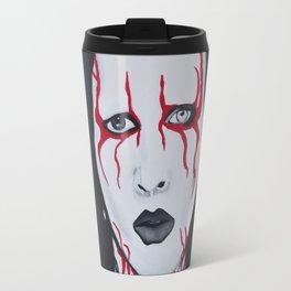 "Manson- ""Coma Black"" Travel Mug"