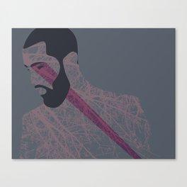 Pose Babe Canvas Print