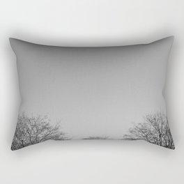 Gris (grey) Rectangular Pillow