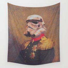 Storm Trooper General | Fanart Wall Tapestry
